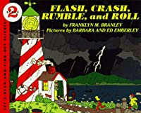 Flash Crash Rumble & Roll Pb (Lets Read and Find Out)