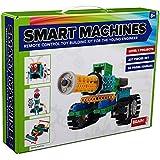 Brain Crunch SM1702 Smart Machines Remote Control Toy Building Robot Kit - Green Edition by Brain Crunch