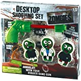 Toysmith Desktop Zombie Shoot Kit by Toysmith [並行輸入品]