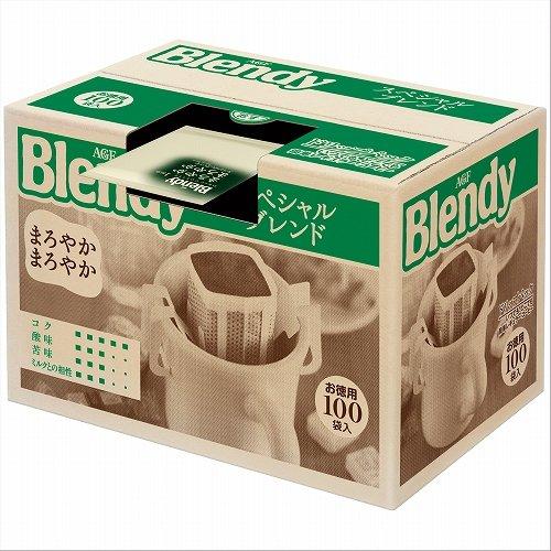 AGF ブレンディ レギュラーコーヒー ドリップパック スペシャルブレンド 100P