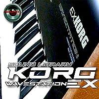KORG WAVESTATION EX Original Factory & New Created Sound Library/Editors on CD