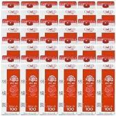青森リンゴ果汁100%のストレートリンゴジュース 林檎園1000g (1000g×24本入り)