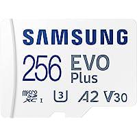 Samsung EVO Plus マイクロSDカード 256GB microSDXC UHS-I U3 最大転送速度13…