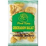 PORK KING CHICHARON BALAT REGULAR チッチャロン レギュラー (豚皮揚げスナック菓子) 60g