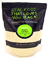 Honest to Goodness Organic Oat Bran, 750g