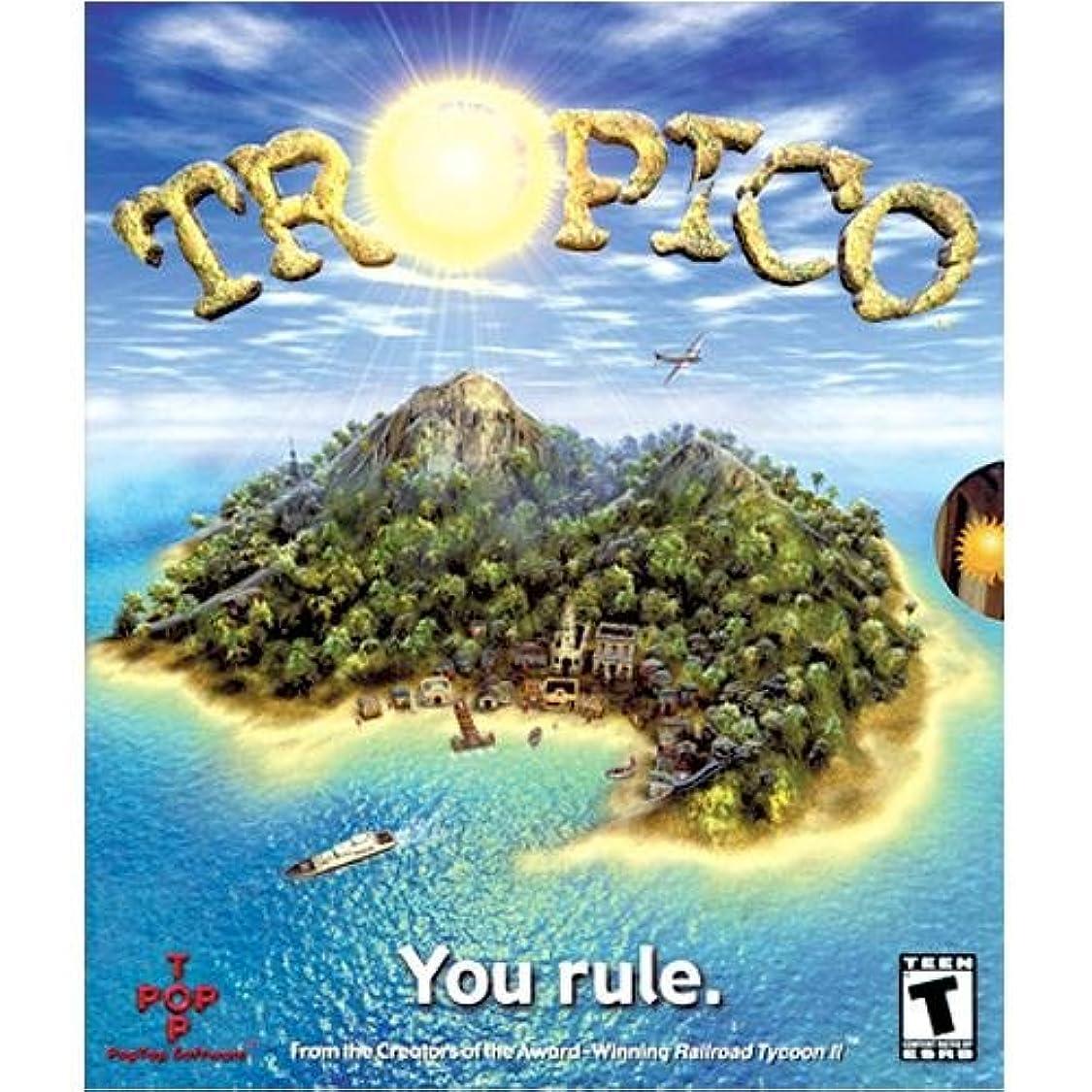 先住民寸法拍手Tropico (輸入版)