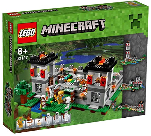 LEGO マインクラフト 2016 ザ・フォートレス The Fortres...