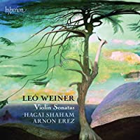 Weiner: Violin Sonatas by Hagai Shaham (2009-07-14)