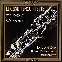 Clarinet Qnt. Op. 34/Clarinet Qnt. Kv 581