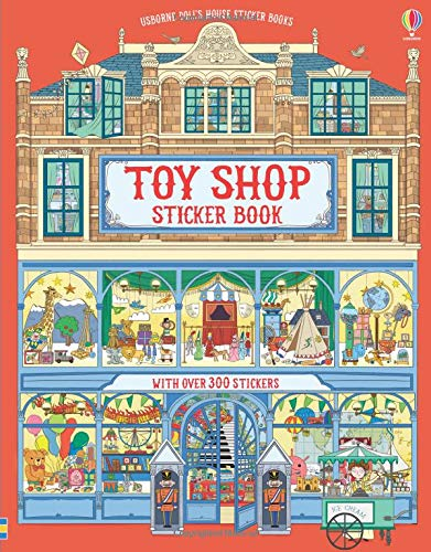 Doll's House Sticker Book Toyshop (Doll's House St...
