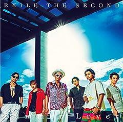 EXILE THE SECOND「Body」のCDジャケット