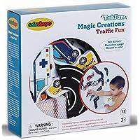 Edushape 547024 MAGIC CREATION -TRAFFIC FUN