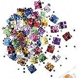 Happy Birthday Confetti 3 Pack 誕生日おめでとうの色紙片3パック?ハロウィン?クリスマス?