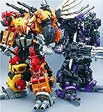 NeoArt Toys 社 PREDAKING NT-01 ~ NT-06 合体 変形 6体セット [並行輸入品]