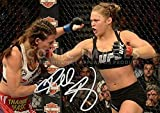 Large Ronda Rousey UFC Champion Icon Print - Ronda Rousey (11.7