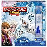 Hasbro Gaming- モノポリー アナと雪の女王 ジュニア