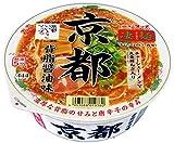 ニュータッチ 凄麺京都 背脂醤油味 124g×12個