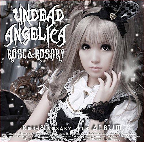 Rose&Rosary 4thアルバム『アンデッド・アンジェリカ』の詳細を見る
