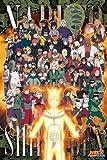 NARUTO疾風伝 1000ピース 10th Anniversary 1000-306