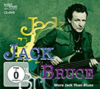 More Jack Than Blues by Jack Bruce