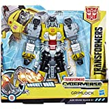 TRANSFORMERS Grimlock Action Figure - Cyberverse Ultra Class Autobot - Kids Toys - Ages 6+