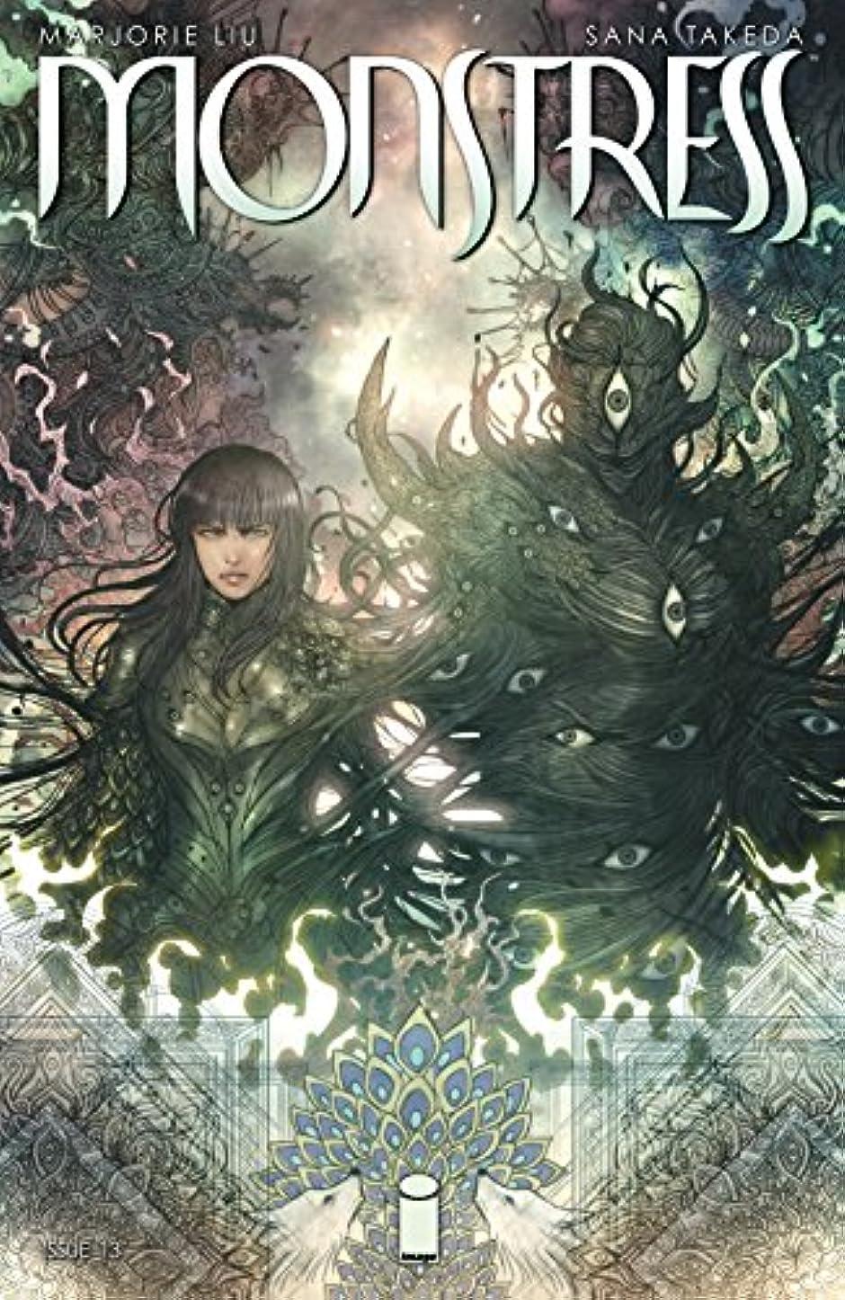 機知に富んだ欲望リーガンMonstress #13 (English Edition)