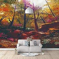 壁紙壁画3Dキャンバス抽象絵画壁画高品質アートプリント寝室用リビングルームテレビの背景壁の装飾 200cm(W)x150cm(H)