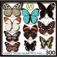 サイエンステクニカラー 鱗翅学者の私的標本 アクリルマスコット [全10種セット(フルコンプ)]
