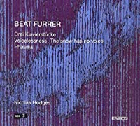 Beat Furrer - Piano Music by Nicolas Hodges (2004-03-30)