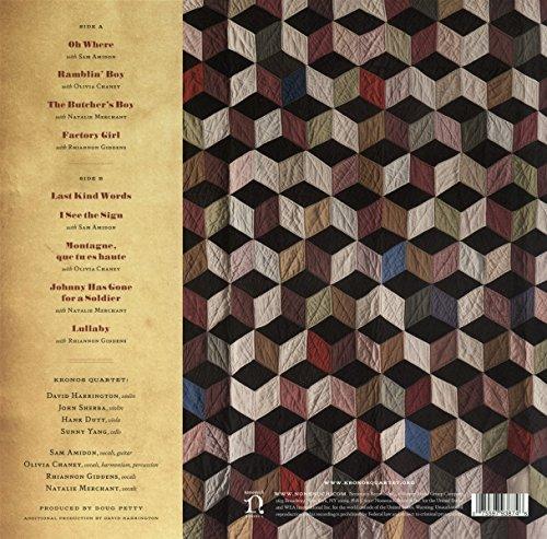 Folk Songs [12 inch Analog]