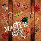 MASTER KEY(限定盤D-TYPE)(在庫あり。)