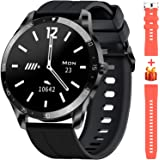 Blackview Smart Watch for Android Phones and iOS Phones, Smart Watches for Men Women, Fitness Tracker Watch with Heart Rate S