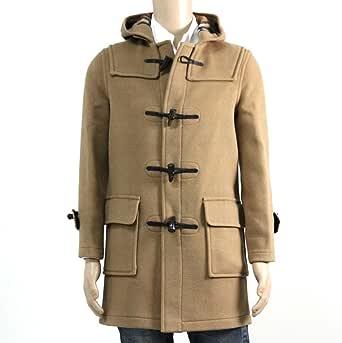 グローバーオール GLOVERALL メンズ アウタージャケット ダッフルコート Duffel Coat 920 TAN CT Cloth (コード:4089128536)