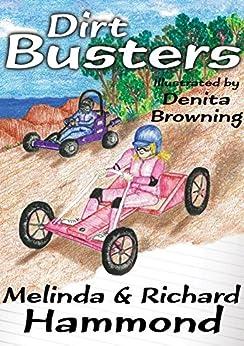 Dirt Busters: A Cracker & Gilly Mystery by [Hammond, Melinda, Hammond, Richard, Browning, Denita]
