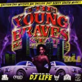 MIX CD THE YOUNG BRAVES MIX TAPE Voi.1 mixed by DJ LIFE (CD)