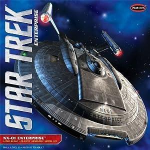 Polar Lights POL902/04 1/350 Star Trek スタートレック Enterprise NX-01 by Polar Lights [並行輸入品]