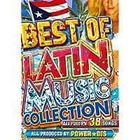 ベスト・オブ・ラテン・ミュージック・コレクション! BEST OF LATIN MUSIC COLLECTION - POWER★DJS