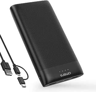 モバイルバッテリー Omars 20000mAh PSE認証取得 大容量 3A出力 急速充電 USB Type-C 3ポート出力 コンパクトデザイン スマホ iPhone/iPad/Android等対応