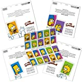 The Simpsons Postage Stamps US First Class 44 cent stamps by USPS [並行輸入品]