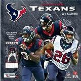 Turner(ターナー) ヒューストン・テキサンズ 2018 チーム ウォール カレンダー - - [並行輸入品]