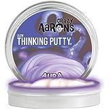 【 蓄光タイプ シリコン製パティ 】 Crazy Aaron's Putty World シンキングパティ グローインザダーク シリーズ EU安全規格適合 内容量90g レギュラーサイズ Made in USA 日本正規代理店品【 オーラ 】 AU0