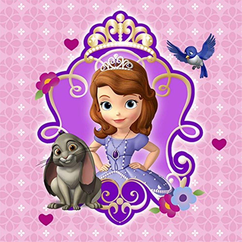(ディズニー) Disney ちいさなプリンセス ソフィア 紙ナプキン ソフィア S 【並行輸入】