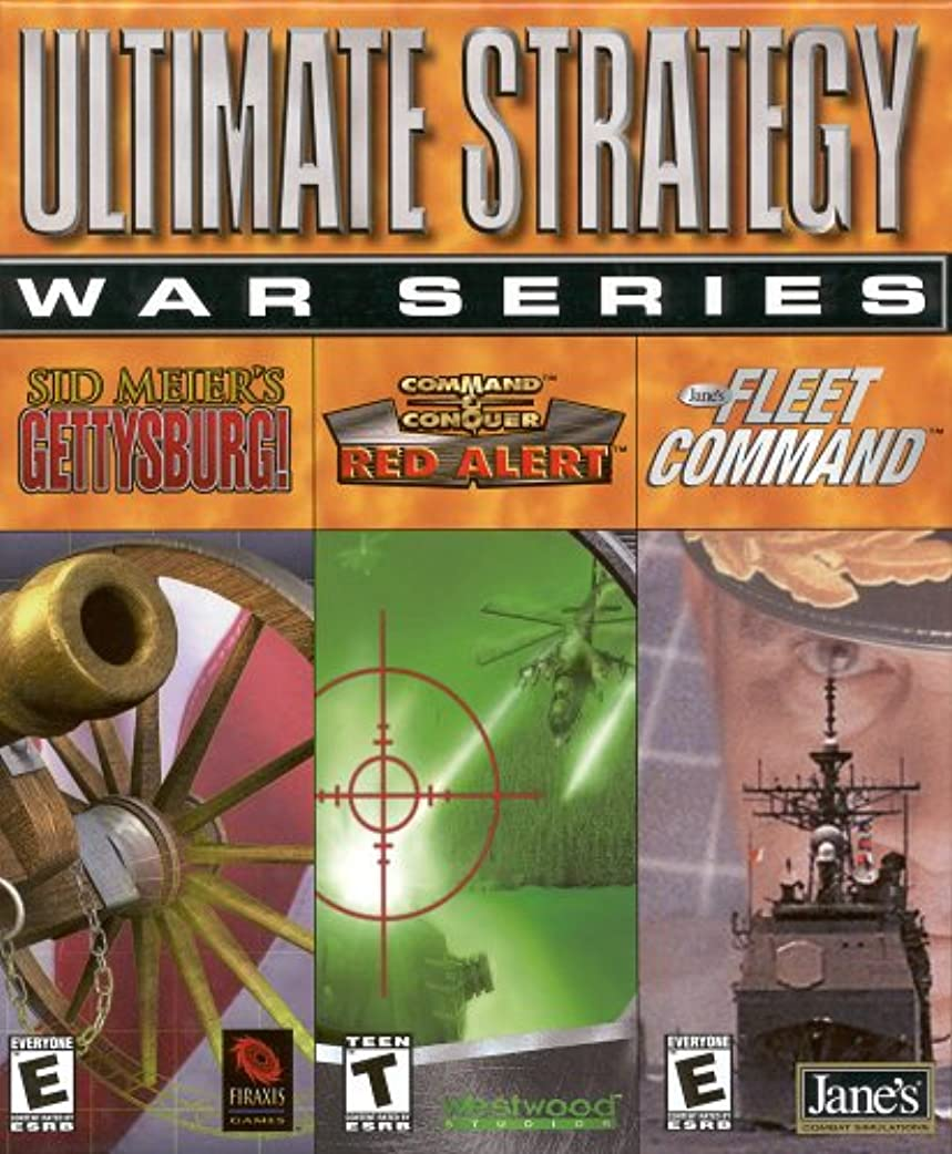Ultimate Strategy War Series (輸入版)