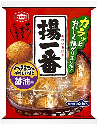 亀田製菓 揚一番 155g×12袋入