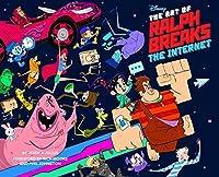 シュガーラッシュ オンライン アートブック The Art of Ralph Breaks the Internet: Wreck-It Ralph 2