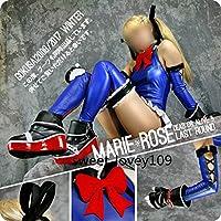 コスプレ衣装 DEAD OR ALIVE5/マリー・ローズ C2/デドアラ +ブーツ靴全セット