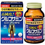 オリヒロ 高純度 グルコサミン 360粒(36日分)