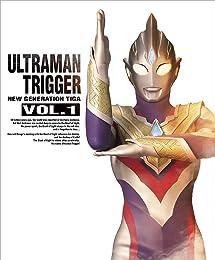 ウルトラマントリガー NEW GENERATION TIGA Blu-ray BOX VOL.1(特装限定版)