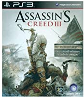 Assassin's Creed III (輸入版:アジア) - PS3