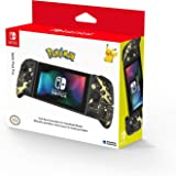 Hori Nintendo Switch Split Pad Pro (Pokemon: Black & Gold Pikachu) By - Officially Licensed By Nintendo and the Pokemon Compa
